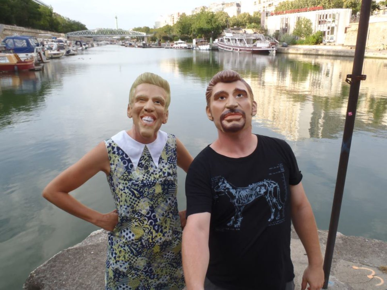 Hot Chocolate Artists Tour – Charlotte Schleiffert en Jeroen Kuster