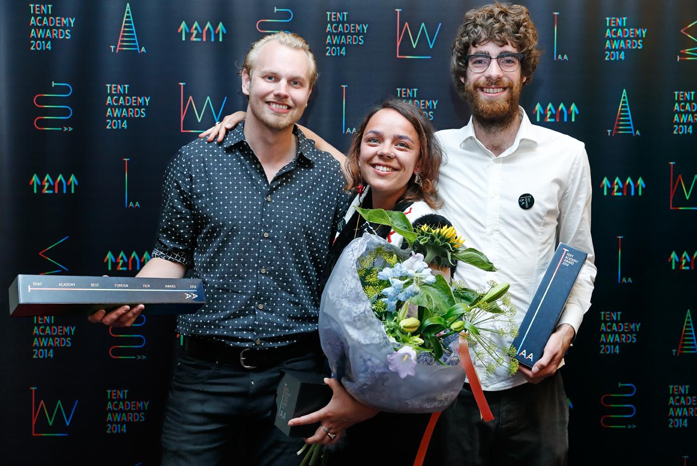 winnaars TAA 2014
