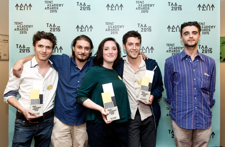 TAA 2015 winnaars