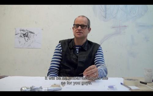 Erik van Lieshout – DOG (video still) – 2015