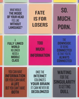 Douglas Coupland - Slogans for the 21th Century