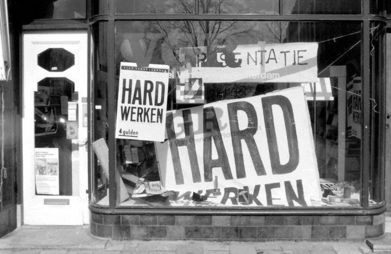 Rotterdam Cultural Histories #8: Hard Werken