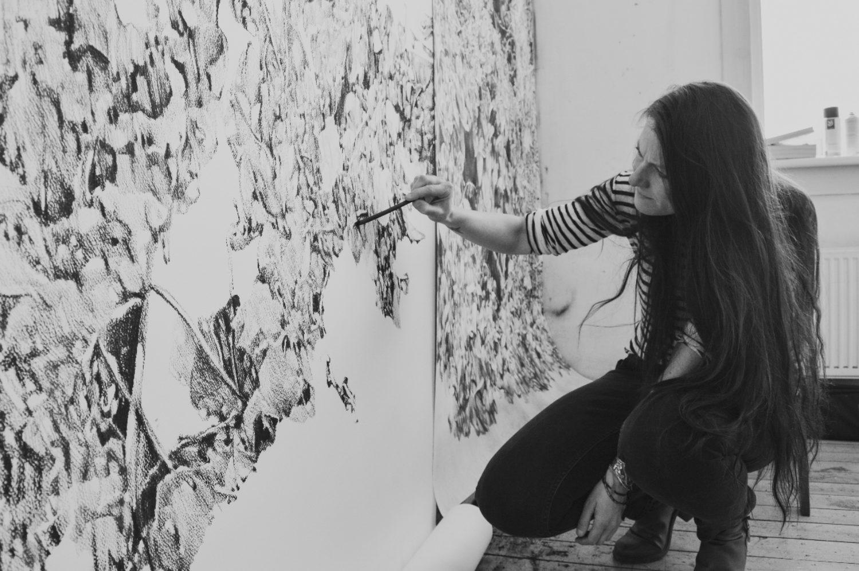 Open Atelier met Anouk Griffioen