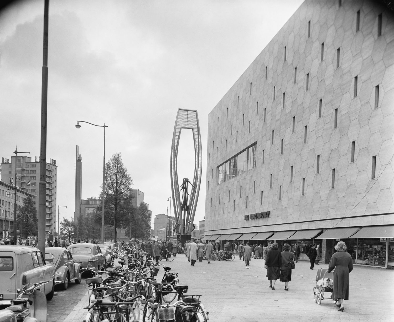 Rotterdam Cultural Histories #10: Naum Gabo