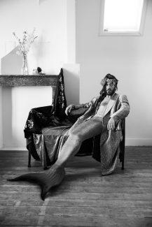 César Segarra, Photographs for the book Merman, 2016