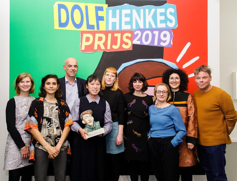 Dolf Henkes Award 2019
