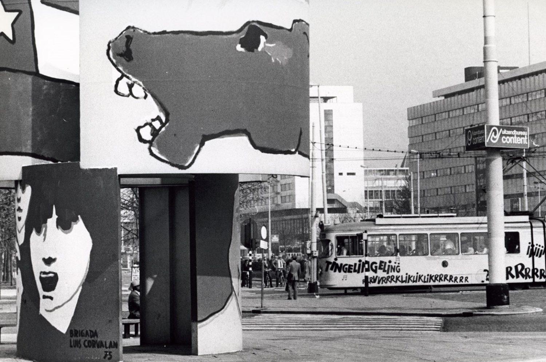 Rotterdam Cultural Histories #16: Hoe komt men van de Salvador Allendestraat naar de Andre van der Louwbrug?