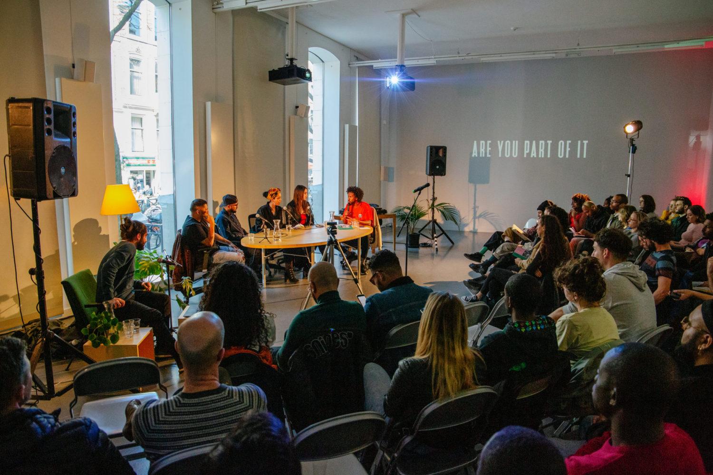 Toegankelijkheid - TENT Rotterdam | Platform voor hedendaagse kunst